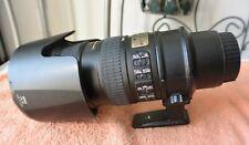 Nikon AF-S Nikkor 70-200mm  2.8 G  ED VR I  lens