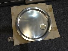 Leisure RD440BF 1.0 Bowl Stainless Steel Inset Kitchen Sink, LOWEST UK PRICE ££
