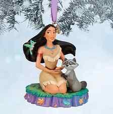 Disney 2014 Sketchbook Christmas Ornament Pocahontas NEW!