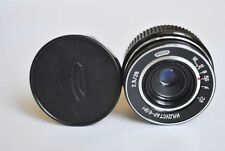 VERY RARE mount M 42 on Lens INDUSTAR-69M 2,8/28 Without distance scale on  Rim