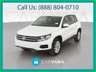 2017 Volkswagen Tiguan 2.0T Sport Utility 4D Air Conditioning CD/MP3 (Single Disc) Dual Air Bags ABS (4-Wheel) Alarm System