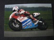 Photo Exact Samsung Aprilia 250 1993 #1 Wilco Zeelenberg (NED)