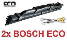 2x Scheibenwischer DAIHATSU CUORE VI (1998-2003) 400 / 450 mm BOSCH ECO - Set