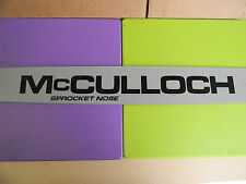 "MCCULLOCH  CHAINSAW 28"" BAR 655 700 800 805 850 1-10 2-10 3-10 4-10  .404 PITCH"