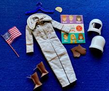 Vintage Barbie 1965 Fashion Miss Astronaut NMint & Complete. RARE!