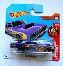HOT WHEELS  '68 DODGE DART -  HW FLAMES[3H]