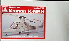 Kaman K-Max Helicopter, 1/72, Resin,Pe, Kit. Brengun Brs72018 , New