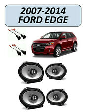 NEW for FORD EDGE 2007-2014 Factory Speakers Replacement Kit, KENWOOD
