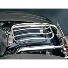 MOTHERWELL CHROME SOLO LUGGAGE RACK HARLEY ROAD KING