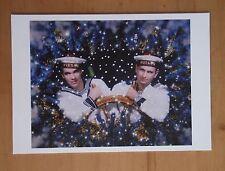 Pierre et Gilles Carte Postale les marins