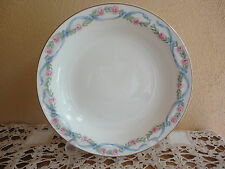 """Vintage Shallow Soup Bowl 8 1/2"""" Hall China Wildfire Mint Condition USA"""