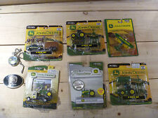 JOHN DEERE FARMING SET UP 16PC SET INCLUDING WATCH AND BELT BUCKLE