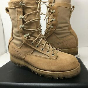 Belleville Size 8.5W 790A Military Surplus Desert Combat Infantry Boots Made US