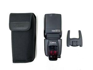 Canon Speedlite 580EX II Shoe Mount Flash - Used, No Reserve