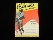 1948 Official NCAA Football Guide