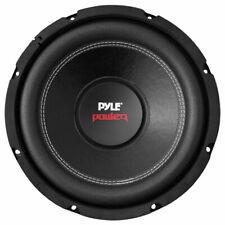 Pyle PLPW6D 6.5'' 600 Watt Single Voice Coil 4 Ohm Car Subwoofer Speaker System