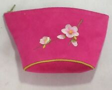 Pink Small Makeup Bag Purse. New. Travel Size.
