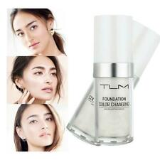 NEW Magic Color Changing Foundation TLM Makeup Change To Your Skin Tone Sale