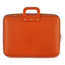 "Bombata - Orange Maxi Classic 17"" Laptop Case/Bag with Matching Shoulder Strap"