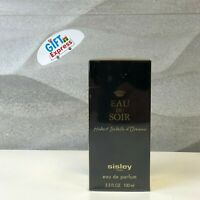 Eau du Soir for Women by Sisley Eau de Parfum Spray 3.3 OZ New in Sealed Box