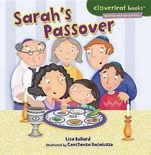 Sarah's Passover by Lisa Bullard (Paperback, 2012)