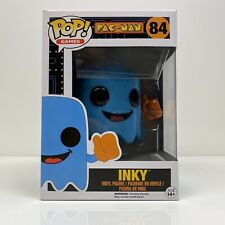 NEW OFFICIAL FUNKO POP GAMES PAC-MAN INKY #84 VINYL FIGURE
