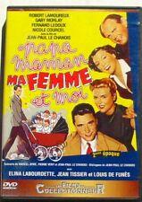 DVD PAPA MAMAN MA FEMME ET MOI - Robert LAMOUREUX / Nicole COURCEL