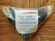 Mother Earth Pillows ITTY BITTY HEART Warm to Relax Chill for bumps/bruises NEW!