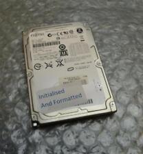 """80 GB Fujitsu MHW2080BH CA06820-B128 2.5"""" unidad de disco duro SATA 7 V"""