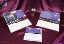 SUN SOLARIS OS V. 8 FULL CD-ROM SYSTEM + SOFTWARES - MEDIA CD Pack - FOR SPARC