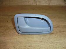 KIA PICANTO 2004-2006 GREY NEARSIDE PASSENGER FRONT / REAR INTERIOR DOOR HANDLE