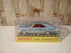 Modellino DIE CAST Dinky Toys Opel Rekord Coupe 1900 Atlas 1405 1/43 Nuovo