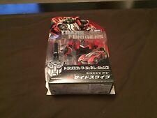 Transformers Takara Generations Sideswipe TG-10 FOC Japanese MOSC New