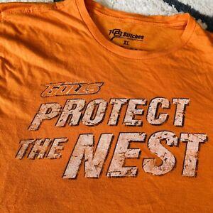 🟠San Diego Gulls Protect The Nest AHL Hockey Shirt XL Anaheim Ducks (very Rare)