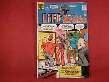 Life With Archie Comic Book #124, Archie 1972 FINE/VERY FINE