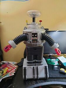 "1998 Lost in Space 24"" Trendmasters B-9 Radio Control Robot No Remote"