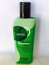 Devoted Creations White 2 To Black Hemp Dark Bronzer Indoor Tanning Lotion