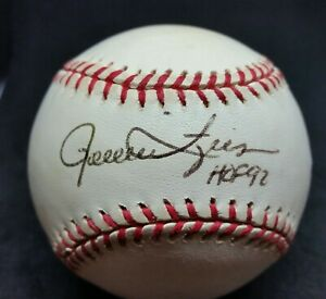 "ROLLIE FINGERS ""HOF 92"" Signed Official MLB BASEBALL Autographed Auto OMLB SGC"