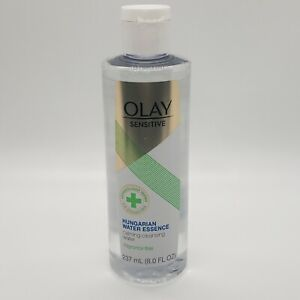 Olay Sensitive Hungarian Water Essence Calming Cleansing Fragrance Free 8 Oz
