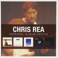 CHRIS REA ORIGINAL ALBUM SERIES Original Audio Music CD Hits Tracks New Sealed