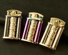Metal Dragon Retro Lighter Cigar Cigarette Lighter Torch Kerosene Lighters