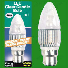 Bombillas de interior Bell color principal blanco de vela