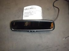 Lamborghini Gallardo Premium Rear View Mirror LCD Display