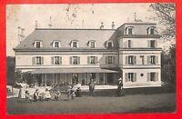 "02 VIERZY CARTE POSTALE "" CHATEAU "" DE FAUCAMBERGE GIEN 1906"