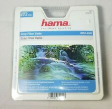 Hama Grey Filter Vario ND2-400 72mm