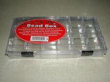 Deluxe grano de calidad caja de almacenamiento de plástico pequeños 21 Cm X10,5 Cm X 3 Cm 18 Compartimientos
