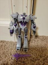 Transformers Prime Cyberverse Commander Class Megatron Complete Loose