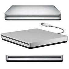 USB External Slot in CD-RW DVD-R Drive Burner Superdrive for Apple Mac Air Pro