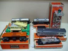 lionel lot of cars and accesories