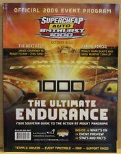 V8 Supercars Bathurst 1000 Official Race Program 2009 Excellent Condition